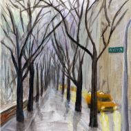 From Jay Asquini's collection of Land and Cityscapes paintings